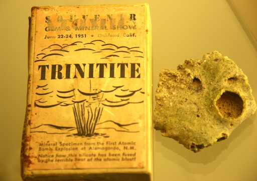 Trinitite