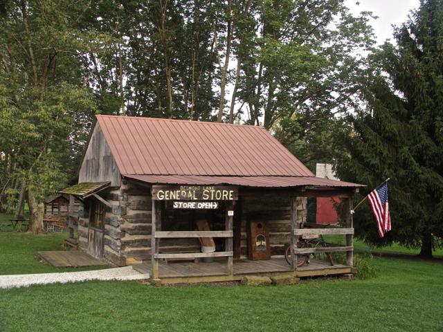 Log Cabin Camp Store