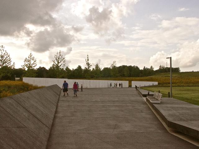 Flight 93 Memorial Walkway