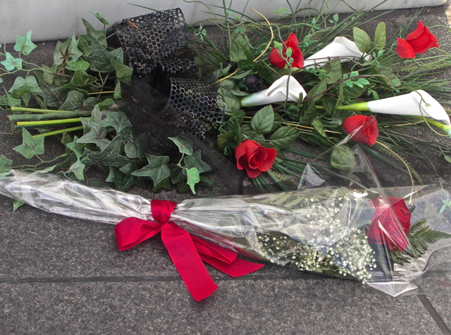 Flowers for Remembrance
