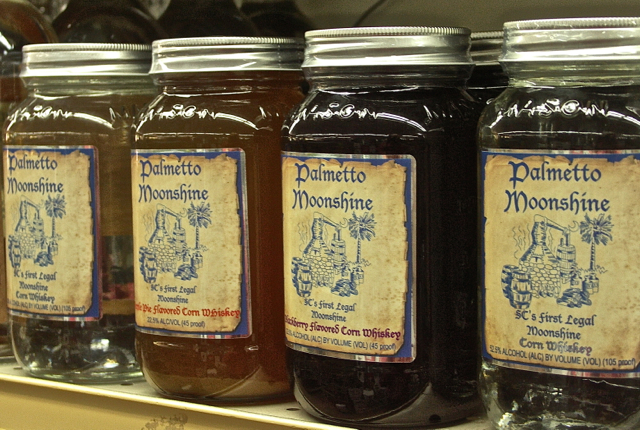 Palmetto State Moonshine