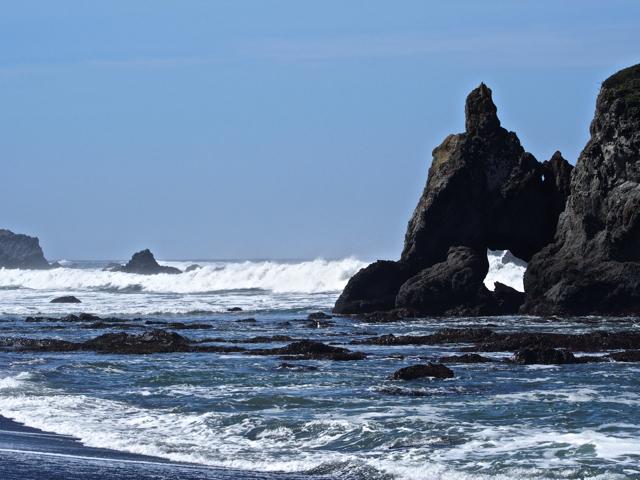 Sea Rock Window