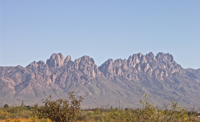 The Organ Mountains: Crown Jewel of the Southern Rockies
