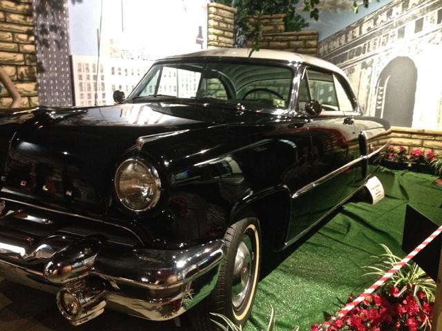 1953 Lincoln Continental