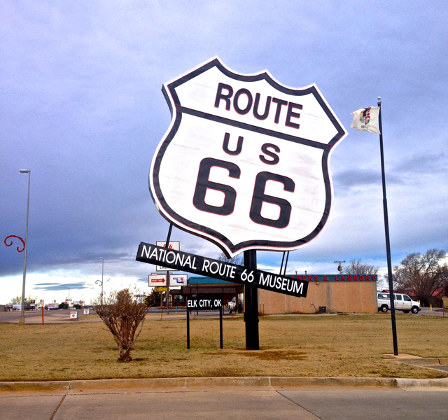 Many towns along Route 66 have a museum devoted to keeping the memory alive