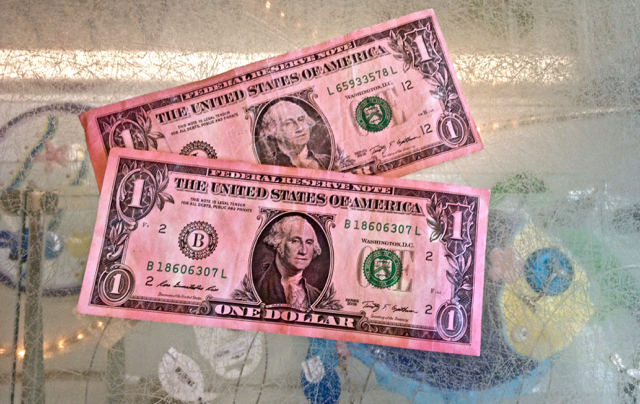 Pink Money Laundering