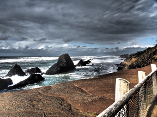 Seal Rock Cove