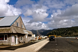 Crab Shack in Garibaldi