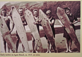 Look at the Wooden Surfboards